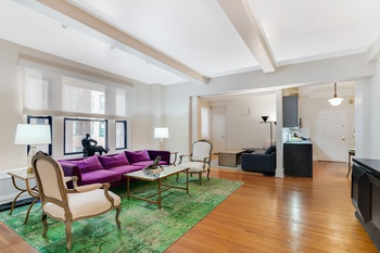 Luxury Convertible Two Bedroom On Park Ave, Prime Location Mid Town | Low Monthlies!